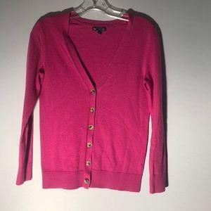 3/$20 Gap Pink Cardigan J16